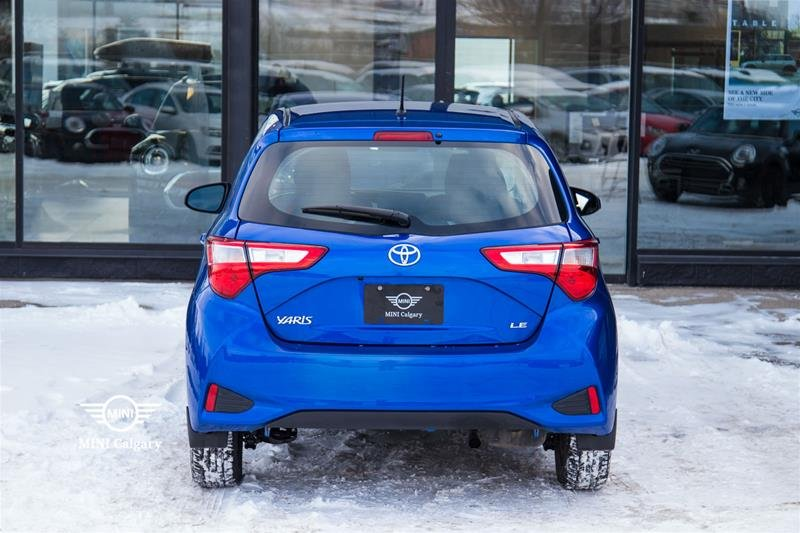 2018 Toyota Yaris Hatchback for sale in Calgary, Alberta
