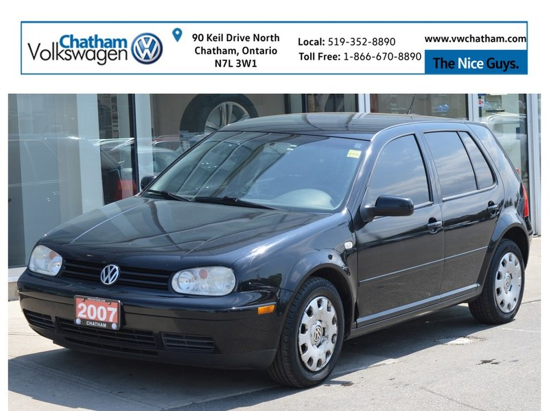 2007 Volkswagen Golf City for sale in Chatham, Ontario