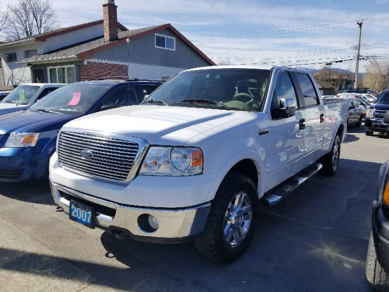 2007 Ford F-150 for sale in Port Alberni, British Columbia