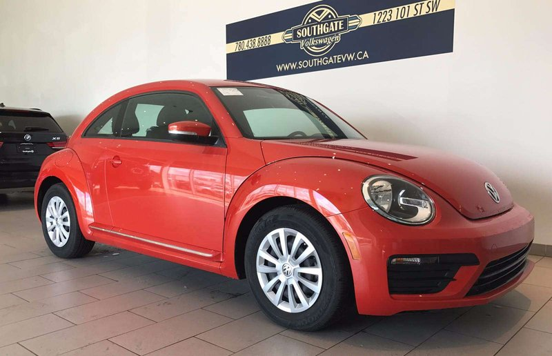 2017 Volkswagen Beetle Coupe for sale in Edmonton, Alberta