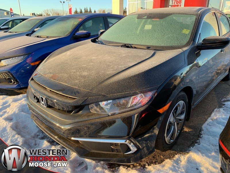 2019 Honda Civic Sedan for sale in Moose Jaw, Saskatchewan