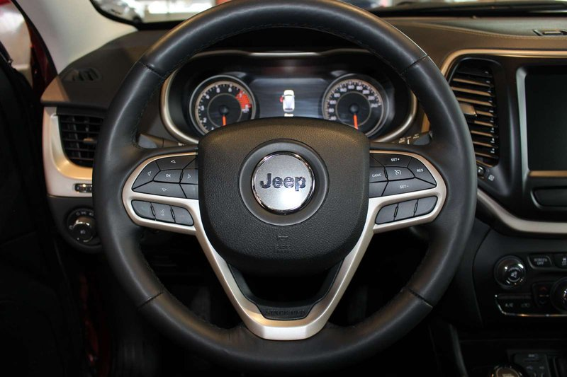 2017 Jeep Cherokee for sale in Spruce Grove, Alberta