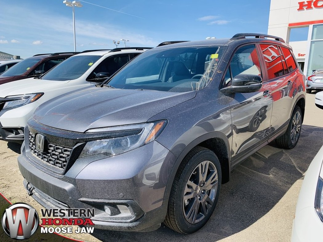 2019 Honda Passport For Sale In Moose Jaw