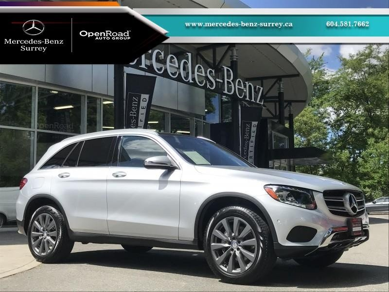 2016 Mercedes-Benz GLC for sale in Surrey, British Columbia