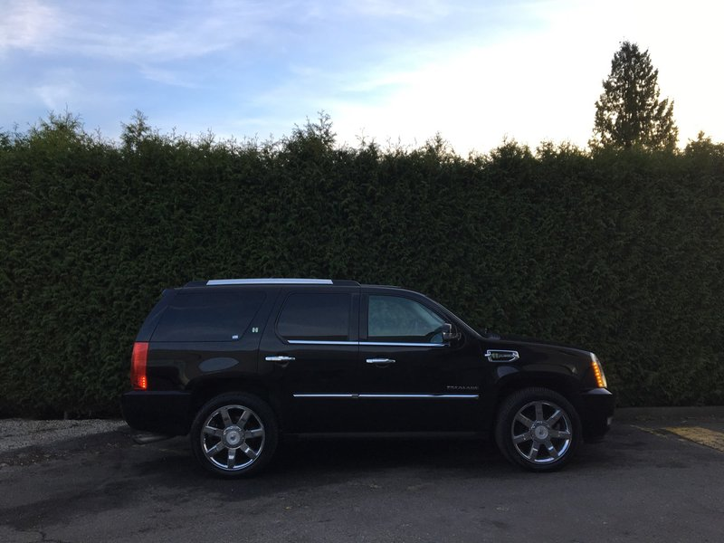 2010 Cadillac Escalade for sale in Surrey, British Columbia