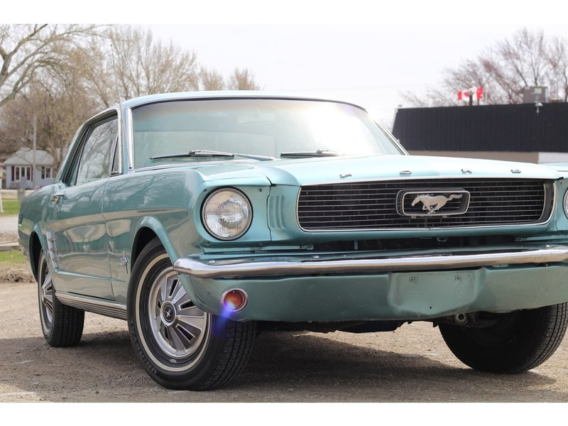 1966 Ford Mustang for sale in Tilbury, Ontario