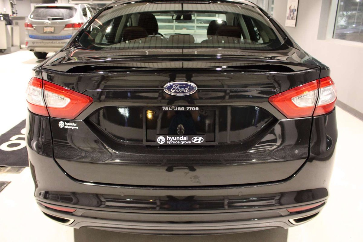 2015 Ford Fusion for sale in Spruce Grove, Alberta