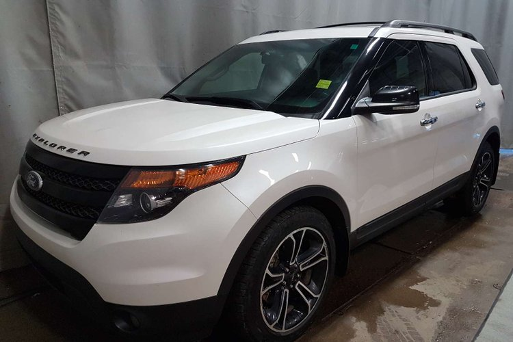 Ford Explorer Sport For Sale >> Used 2013 Ford Explorer Sport P4539 Red Deer Alberta Go Auto
