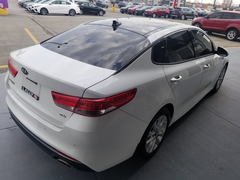 2017 Kia Optima for sale in Chatham, Ontario