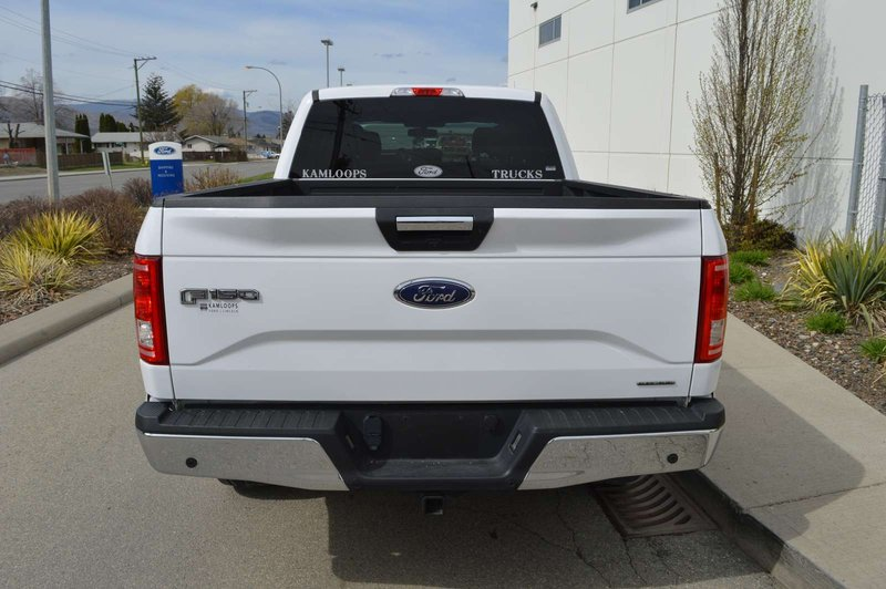 2016 Ford F-150 for sale in Kamloops, British Columbia
