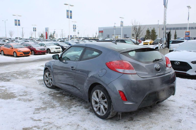 2017 Hyundai Veloster for sale in Edmonton, Alberta