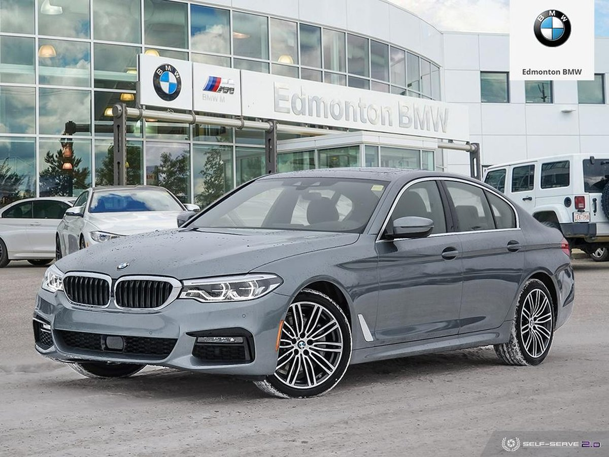 2019 BMW 5 Series For Sale In Edmonton