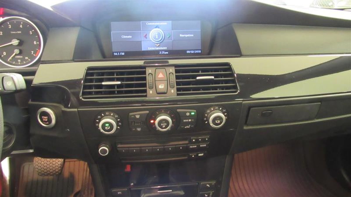 2009 BMW 5 Series for sale in Richmond, British Columbia