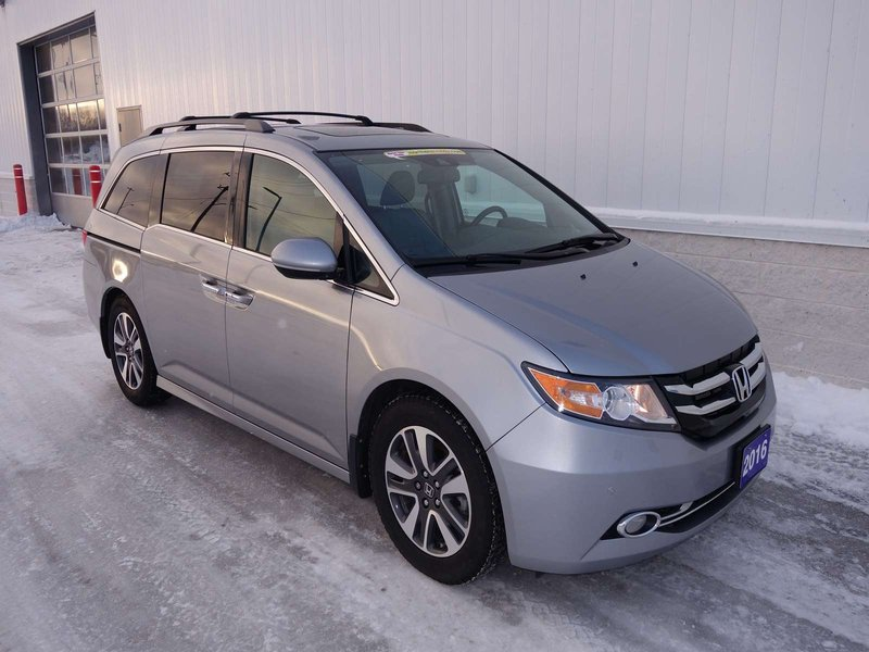 2016 Honda Odyssey for sale in North Bay, Ontario