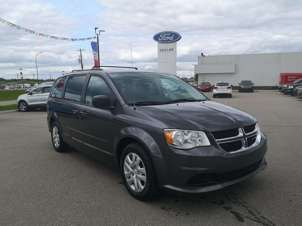 Cold Lake Dodge >> 2016 Dodge Grand Caravan For Sale In Cold Lake