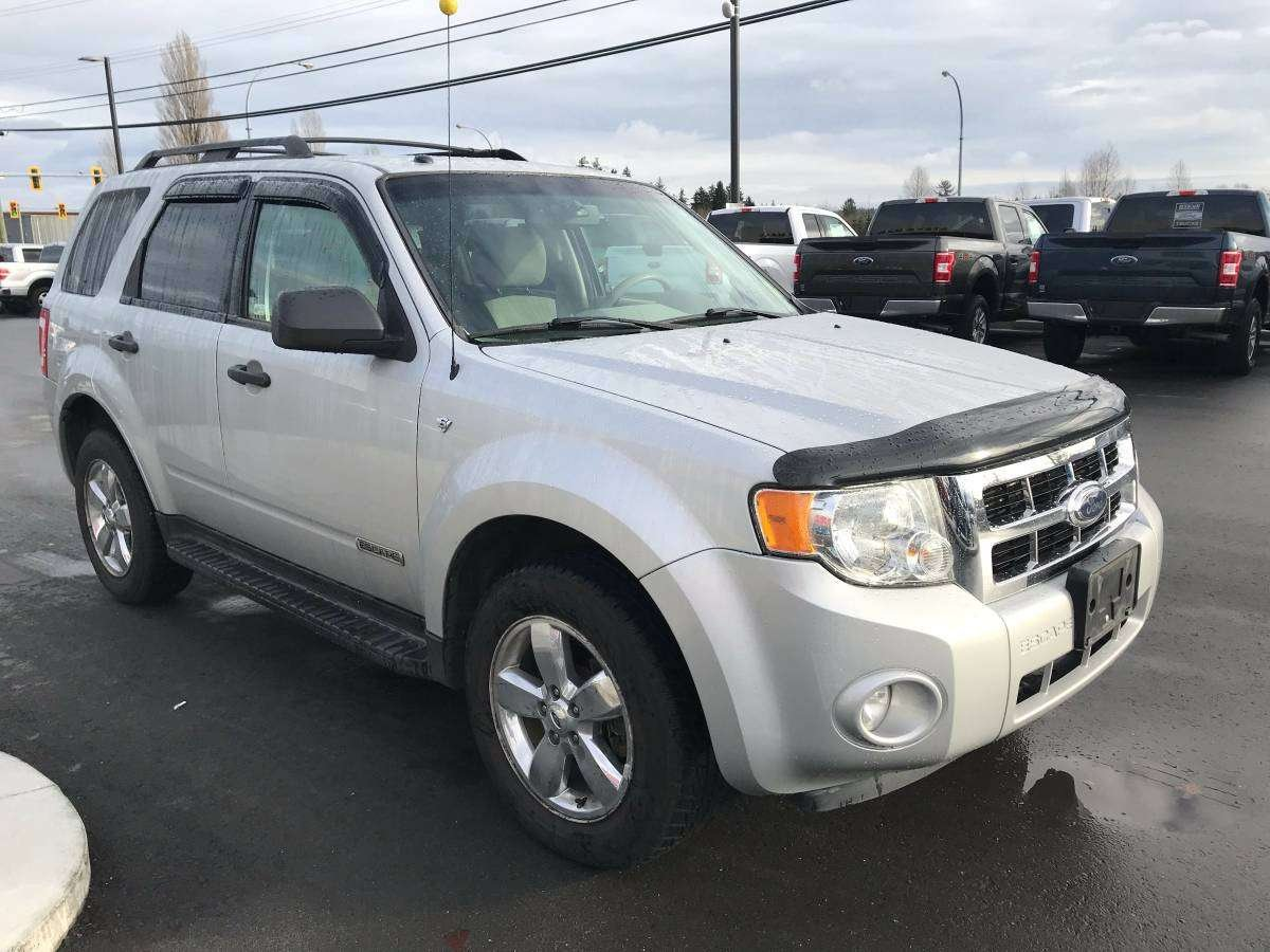 2008 Ford Escape for sale in Campbell River, British Columbia