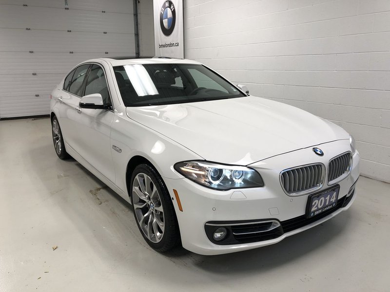 2014 BMW 5 Series for sale in London, Ontario