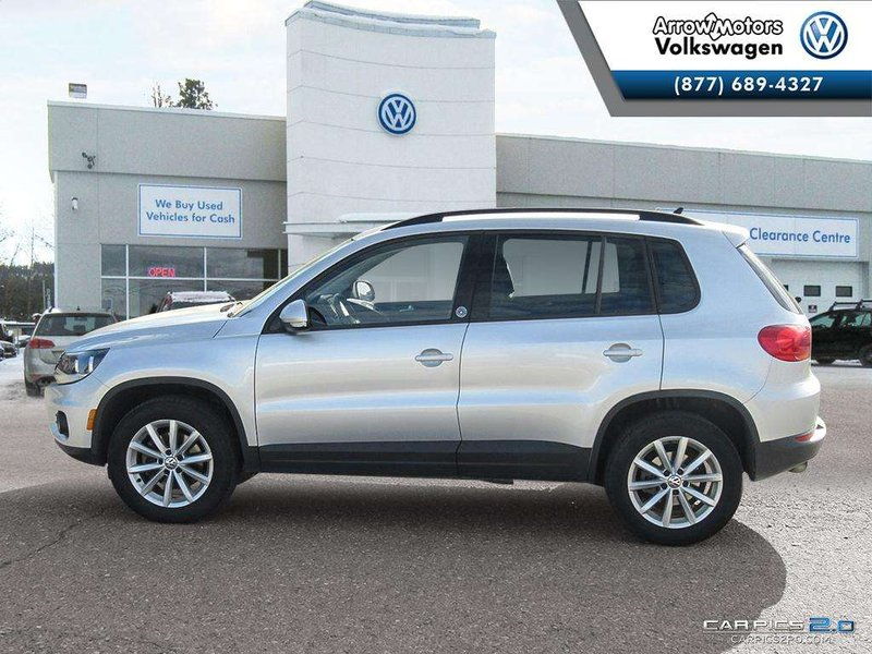 2017 Volkswagen Tiguan for sale in Cranbrook, British Columbia