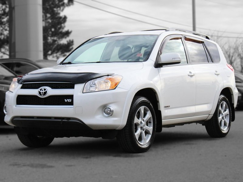 2012 Toyota RAV4 for sale in Edmonton, Alberta