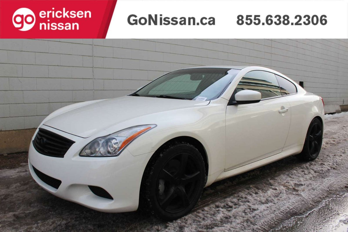 G37 Coupe For Sale >> 2010 Infiniti G37 Coupe For Sale In Edmonton