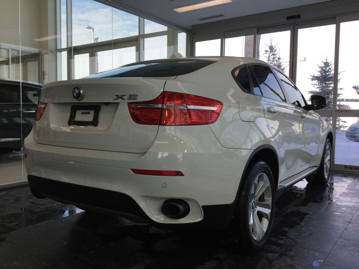 2011 BMW X6 for sale in Edmonton, Alberta