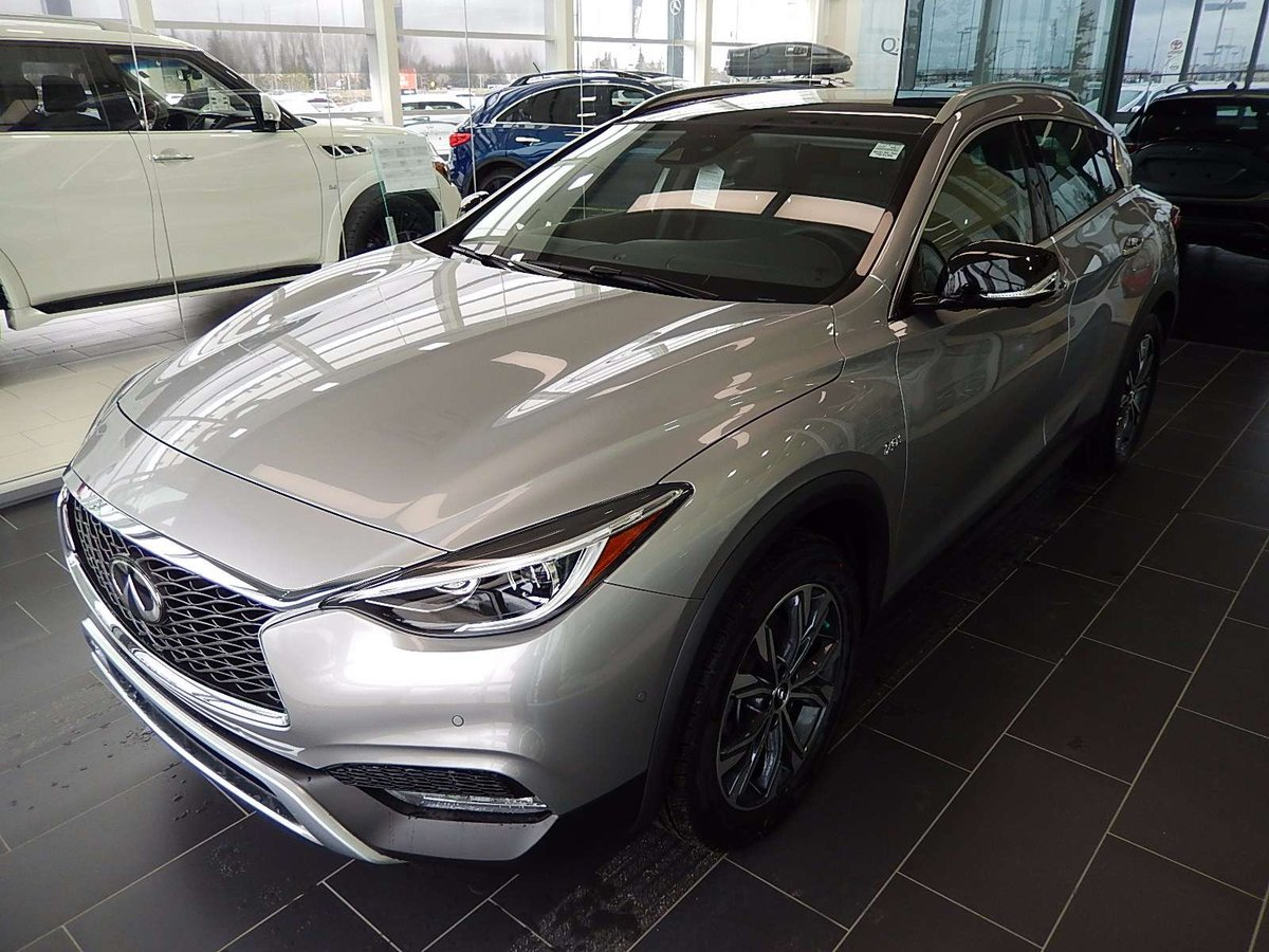 2017 Infiniti QX30 for sale in Edmonton, Alberta
