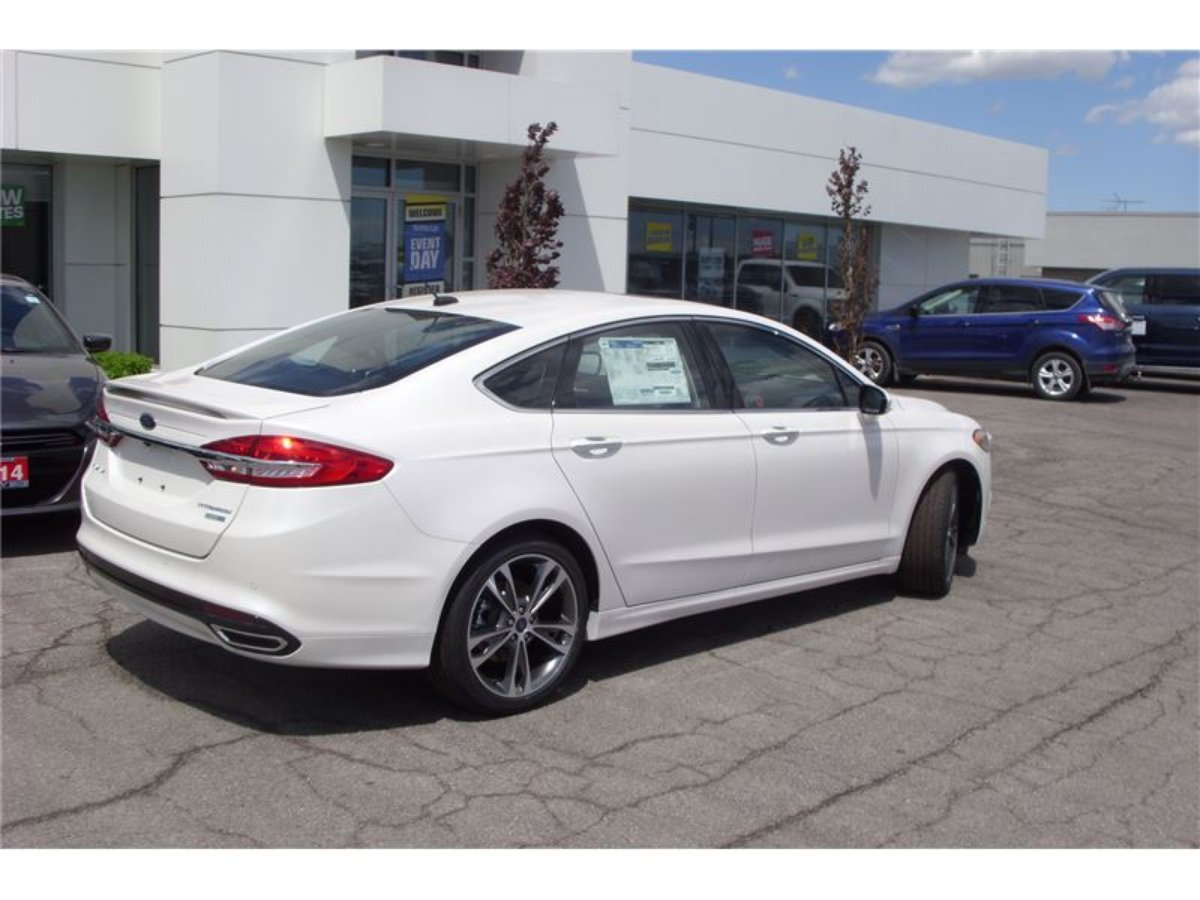 2017 Ford Fusion for sale in Tilbury, Ontario