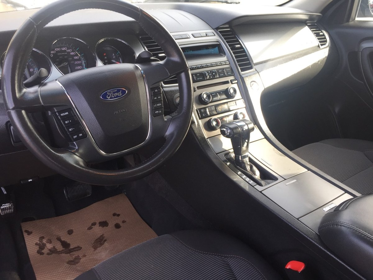 2011 Ford Taurus for sale in Williams Lake, British Columbia