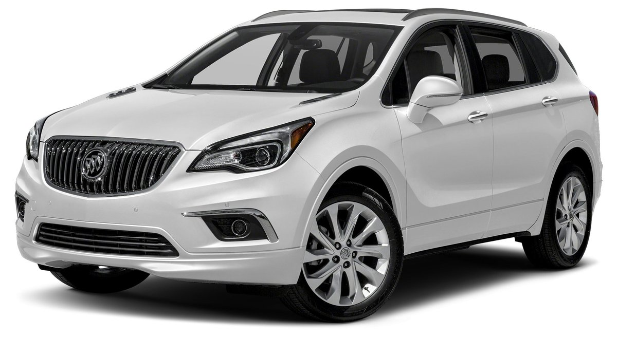 2017 Buick ENVISION for sale in St. Albert, Alberta