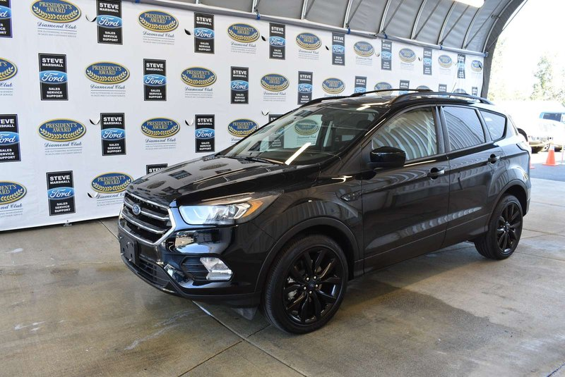 2018 Ford Escape for sale in Campbell River, British Columbia