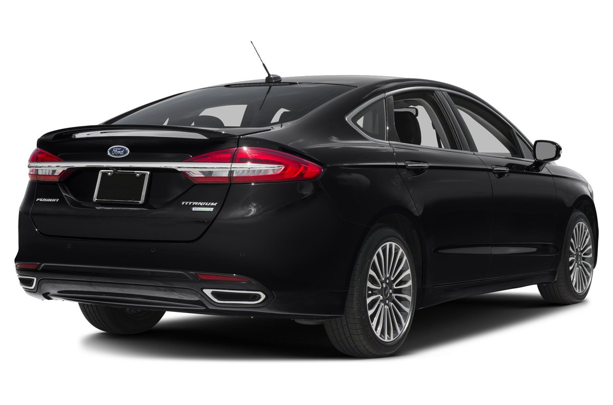 2017 Ford Fusion for sale in Edson, Alberta