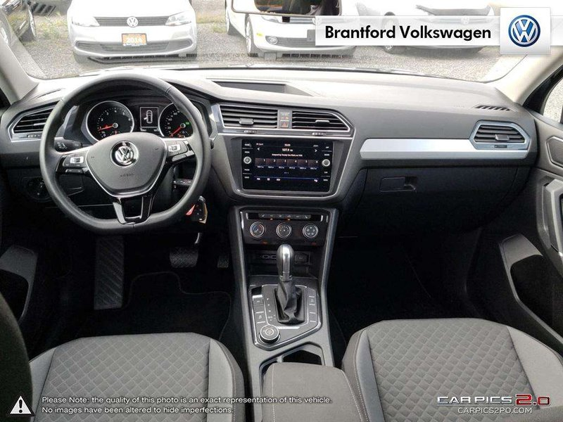 2018 Volkswagen Tiguan for sale in Brantford, Ontario