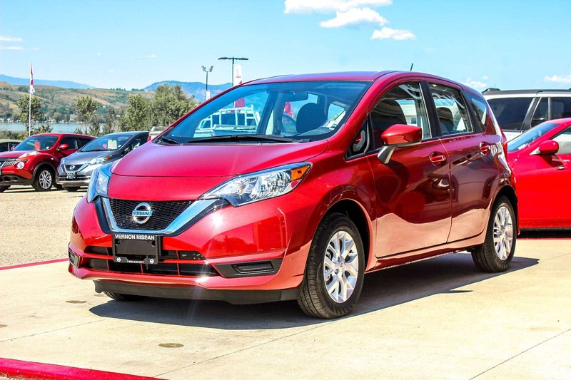 2018 Nissan Versa Note for sale in Vernon, British Columbia