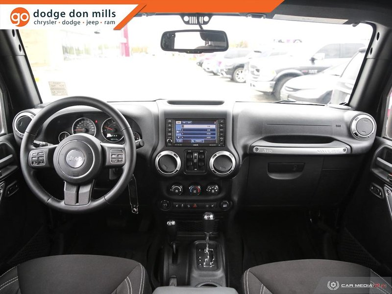 2015 Jeep Wrangler Unlimited for sale in Toronto, Ontario