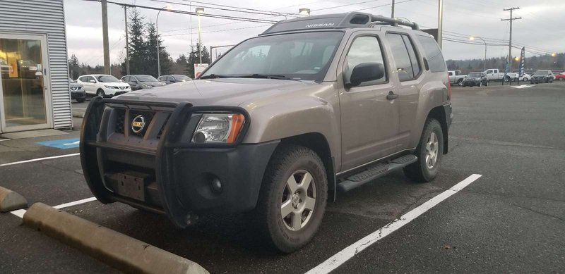 2008 Nissan Xterra for sale in Campbell River, British Columbia