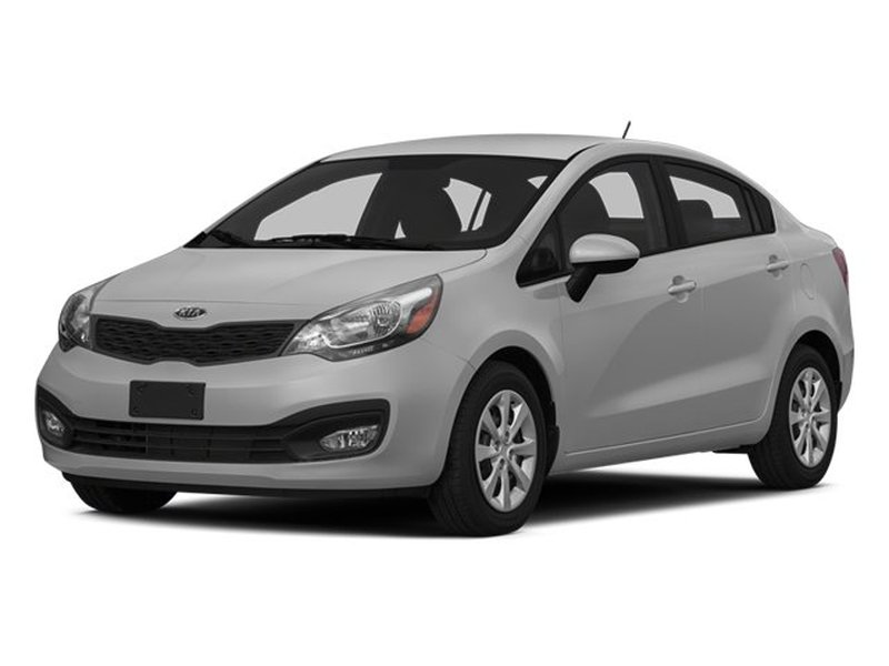 2014 Kia Rio for sale in Lethbridge, Alberta