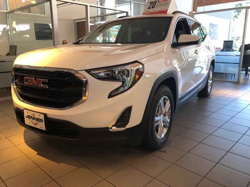 2018 GMC Terrain for sale in Victoria, British Columbia