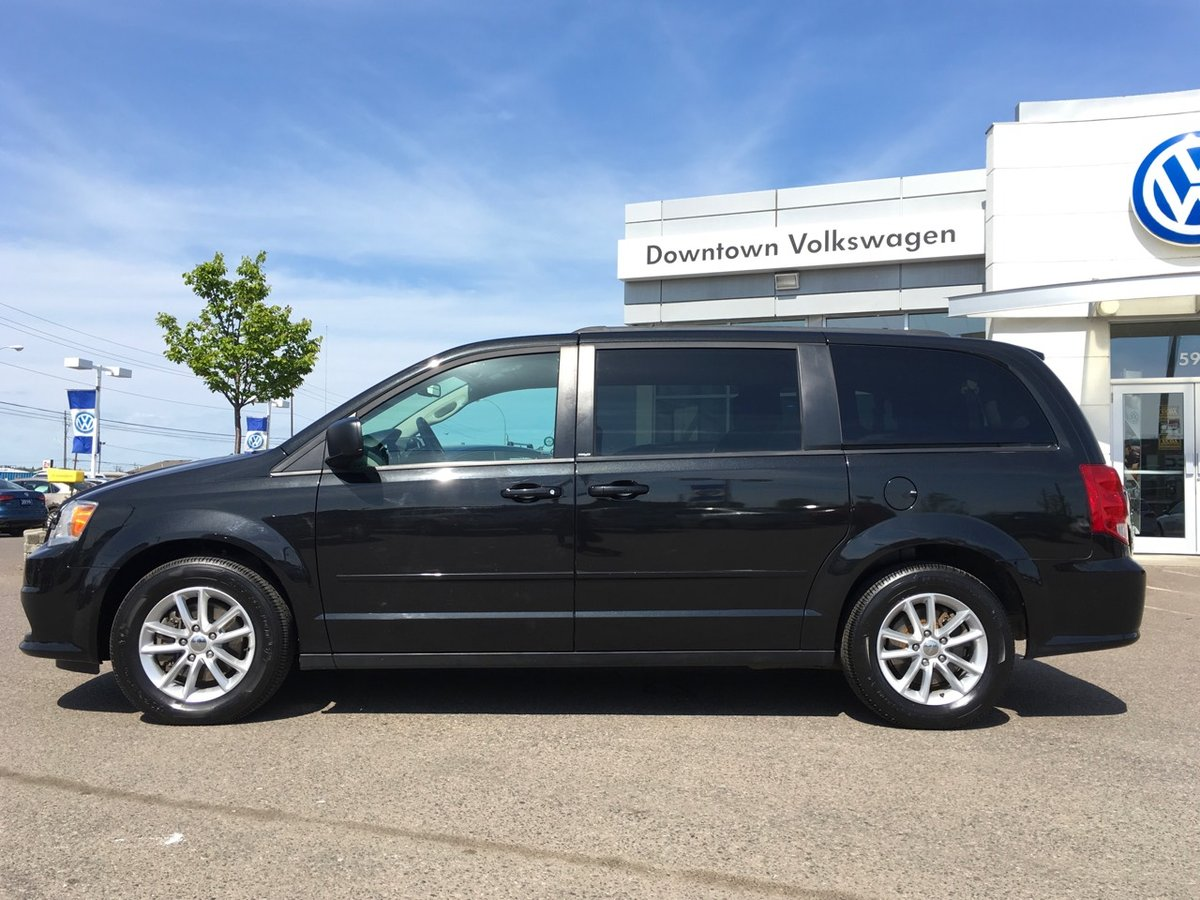 2014 Dodge Grand Caravan for sale in Thunder Bay, Ontario