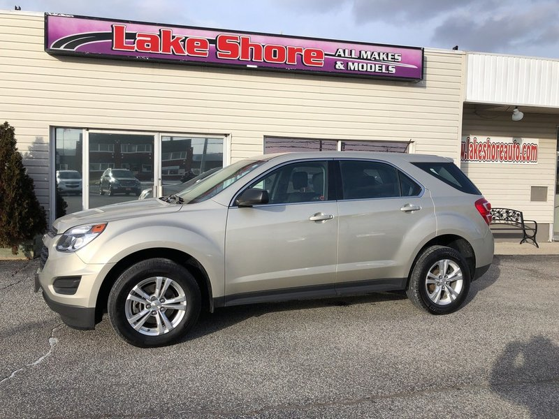 2016 Chevrolet Equinox for sale in Tilbury, Ontario