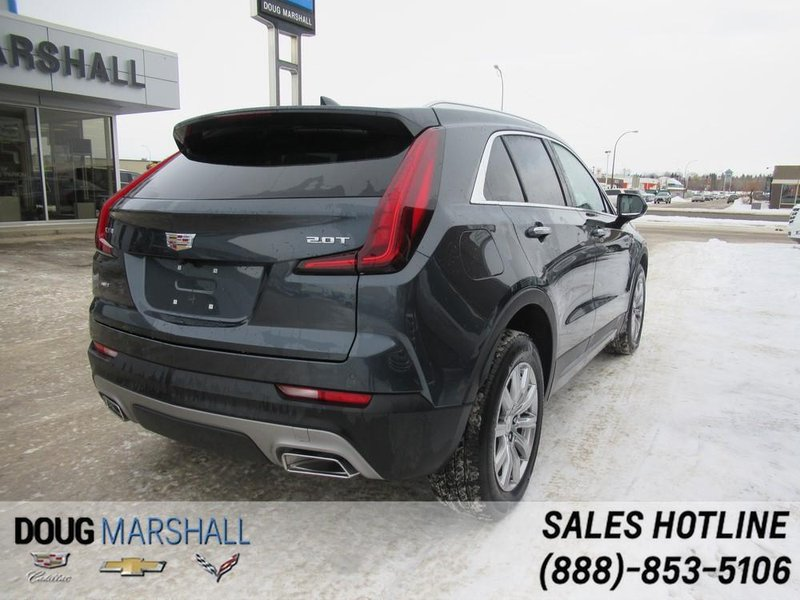 2019 Cadillac XT4 for sale in Grande Prairie, Alberta