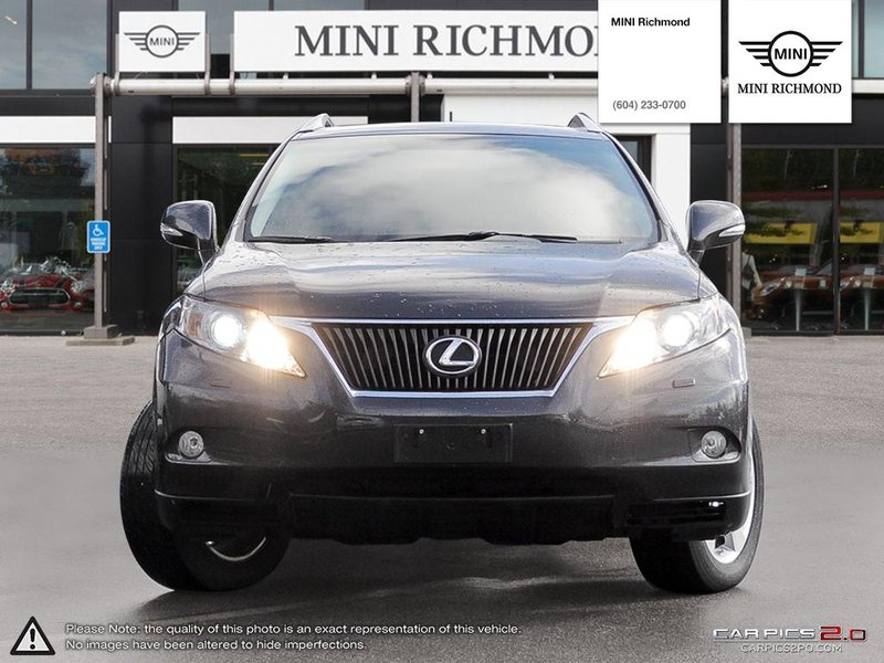 2010 Lexus RX 350 for sale in Richmond, British Columbia