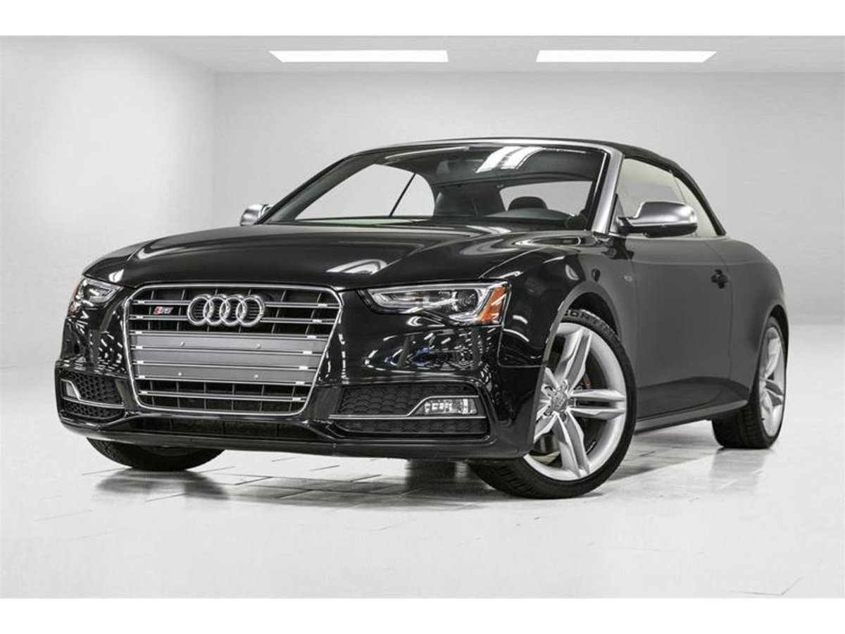 2013 audi s5 for sale in dollard des ormeaux. Black Bedroom Furniture Sets. Home Design Ideas