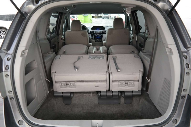 2015 Honda Odyssey for sale in Edmonton, Alberta