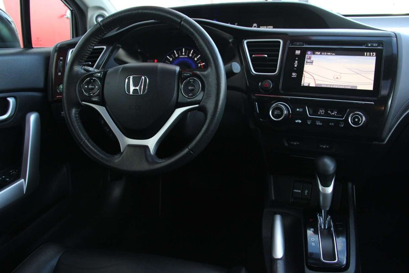 2014 Honda Civic Coupe for sale in Kamloops, British Columbia