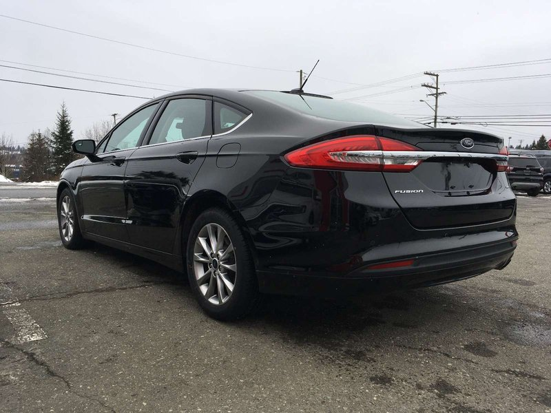 2017 Ford Fusion for sale in Campbell River, British Columbia