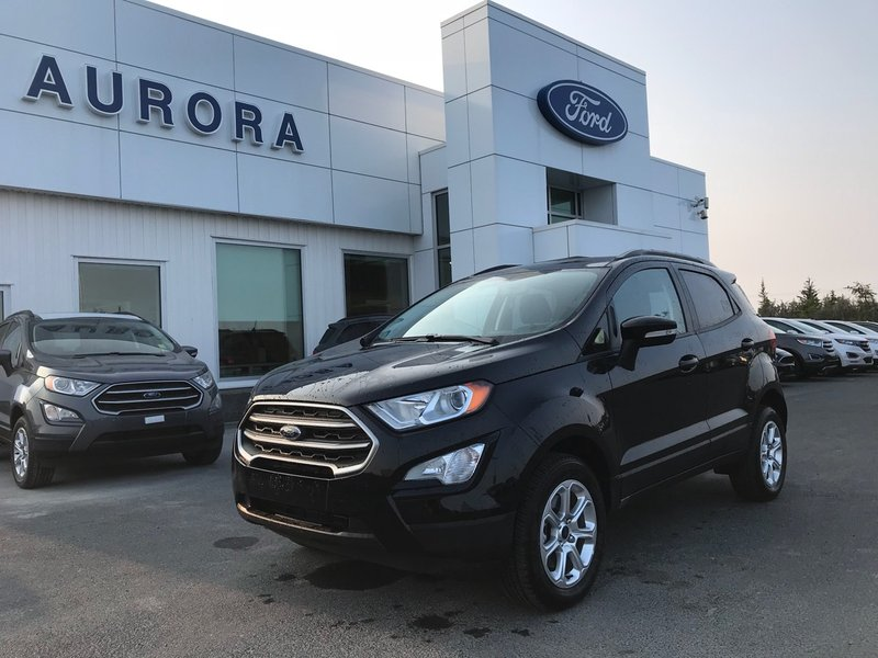 2018 Ford EcoSport for sale in Yellowknife, Northwest Territories
