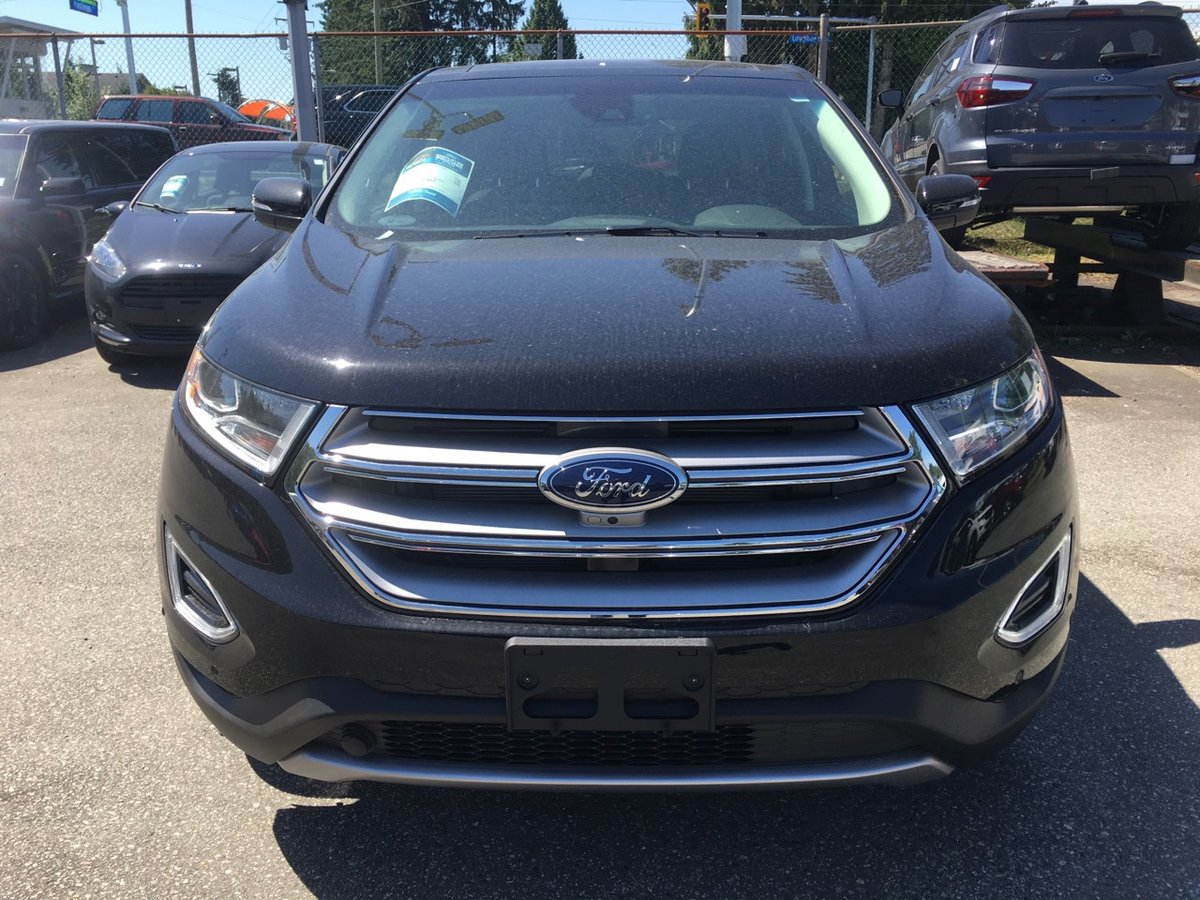 2018 Ford Edge for sale in Port Coquitlam, British Columbia