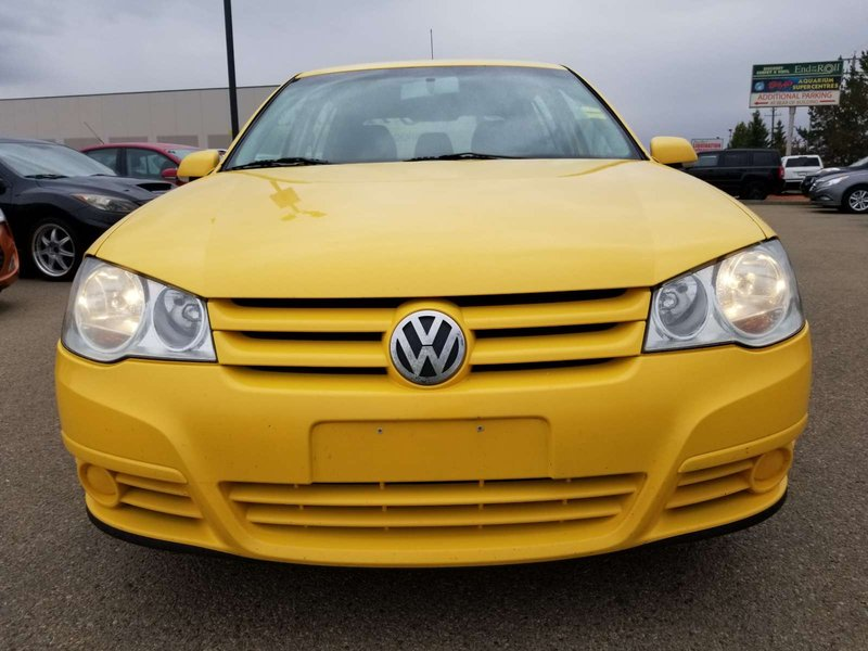 2008 Volkswagen City Golf for sale in Edmonton, Alberta