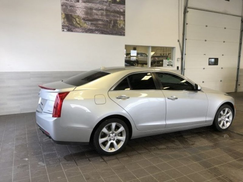 2013 Cadillac ATS for sale in Calgary, Alberta