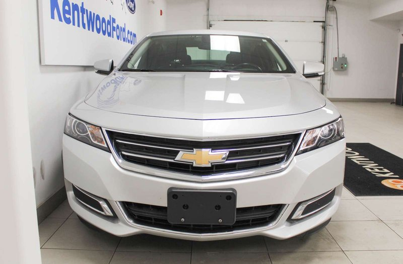 2017 Chevrolet Impala for sale in Edmonton, Alberta